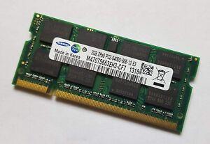 espansione memoria ram 2gb ddr2 pc2-6400s per acer aspire one d250 d260 d255