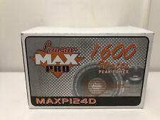 """New Lanzar MAXP124D Max Pro 12/"""" 1600 Watt Small Enclosure Dual 4 Ohm Subwoofer"""