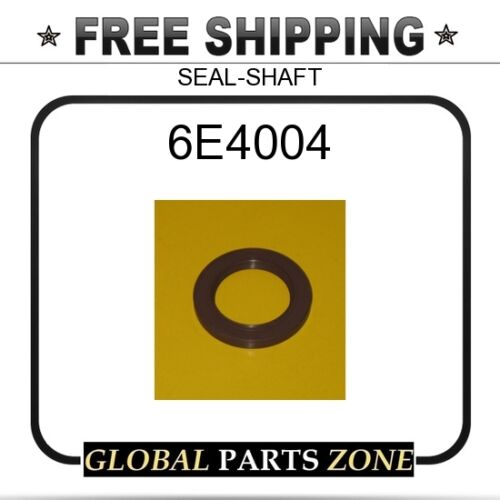 6E4004 CAT SEAL-SHAFT  for Caterpillar