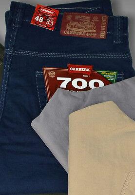 PANTALONE CARRERA jeans DOPPIO CHINOS NEW STRETCH SPINTECH Mis.Dalla 46 alla 58