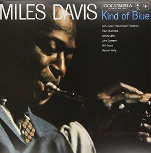Miles-Davis-Kind-of-Blue-Mono-New-Vinyl-Holland-Import