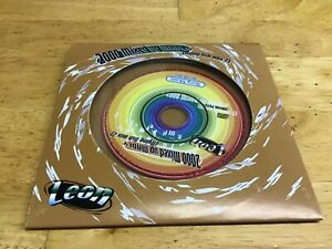 a941981 HK 1999 Sealed Promo CD Leon Lai 黎明 2000 Mix xed up Madly Sony Music