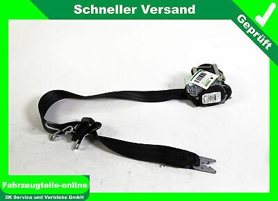 Renault Grand Scenic III mk3 Belt clip holder 3rd row retainer