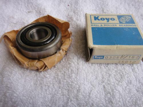 NIB  KOYO  Bearing       03062//162 S6012