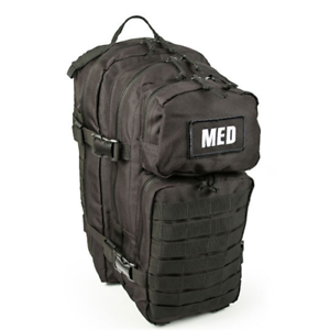 Elite First Aid Tactical Trauma Kit #3 - Fully Stocked