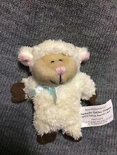 Starbucks Limited Edition 2004 Spring Easter Lamb Sheep Magnet Bearista Bear