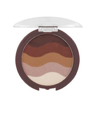 SUNKISSED GLIMMER COMPACT BRONZING FACE POWDER 5 shimmering shades