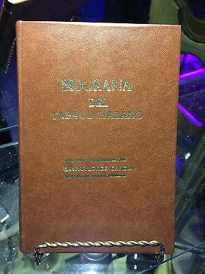 1961 BIOGRAFIA DEL TABACO HABANO ~ Intro by Che Guevara ~ Cuba Tobacco Cigars