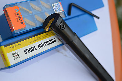 MGIVR3125-4 CNC Lathe External Grooving Cut boring bar tool Holder For MGMN400