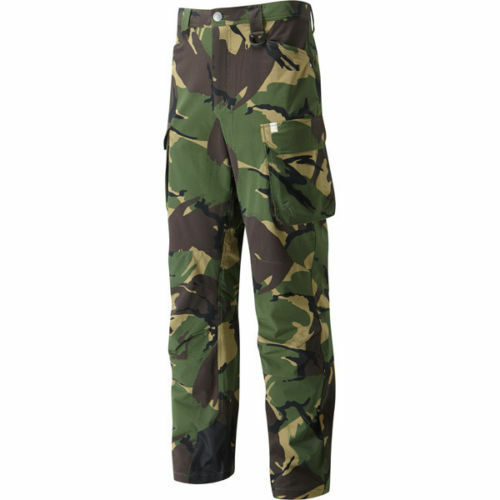 Wychwood Pantalon Cargo Multi Poche Combat Dimensiones Camouflage ou verde Solde