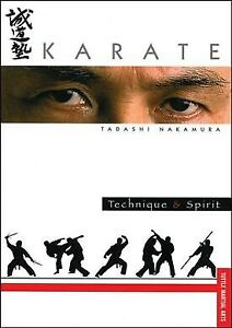 Karate-Technique-and-Spirit-Paperback-by-Nakamura-Tadashi-Grill-Tom-PH