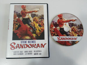 SANDOKAN-STEVE-REEVES-UMBERTO-LENZI-DVD-SLIM-ESPANOL-ENGLISH