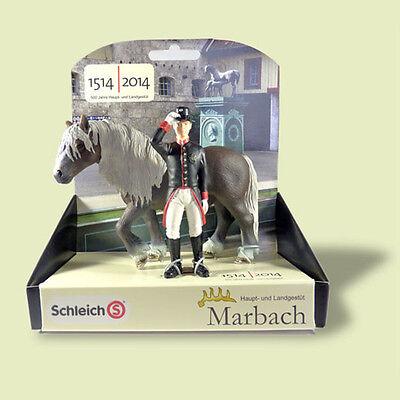 Schleich 82895 Schwarzwälder mit Gestütswart ! - Sonderedition ! new in box !
