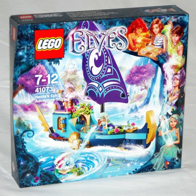 LEGO 41073 Elves - Naida's Epic Adventure Ship, neu