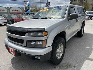 2010 Chevrolet Colorado COLORADO LT 4X4 BLUETOOTH SPORT ALLOYS CAP...PERFECT.