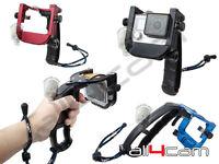 Tmc Pistol Trigger Grip To Fit Gopro Hero3+ Hero4 Camera Handle Gadget Accessory