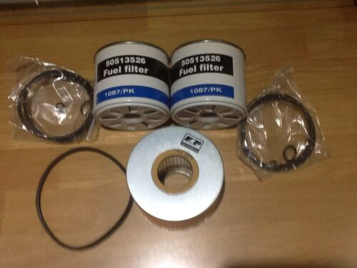 Kit de filtro de motor de 780,880,885,990,995,996,1200,1210,1212,1410,1412 de David Brown