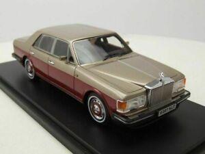 Rolls-Royce-espiritu-de-plata-1987-1-43-modelo-de-coche-Neo