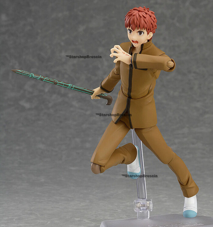 FATE STAY NIGHT - Shirou Emiya Ver. 2.0 Figma Figma Figma Action Figure   278 Max Factory dac89a