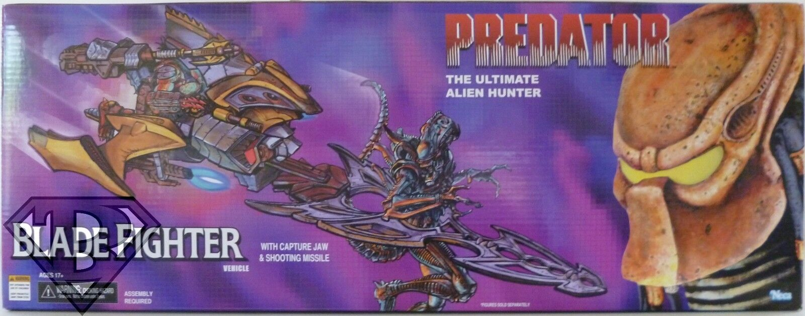 BLADE FIGHTER PROTator 7