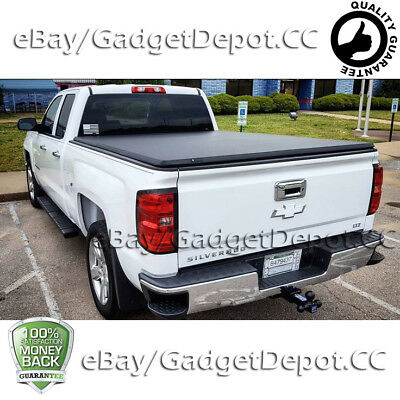 GMC Sierra Chrome Tailgate Handle Cover Fit for 2015 2016 2017 Chevy Silverado