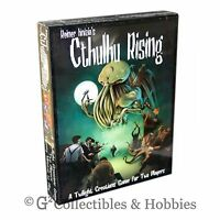 Cthulhu Rising Abstract Strategy Board Game Knizia