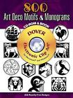 500 Art Deco Motifs and Monograms by Samuel Welo (Mixed media product, 2007)