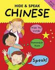 Hide & Speak Chinese by Susan Martineau, Catherine Bruzzone, Liming Guo Barrett (Paperback / softback, 2010)
