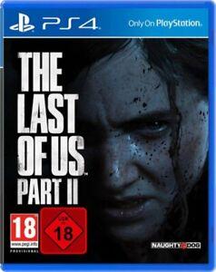 The Last of Us Part 2 II (PS4) (NEU OVP) (UNCUT) (Blitzversand)