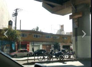 USO MIXTO 3 CASAS, 2 ESTUDIOS Y 5 LOCALES (Metro Nopalera)