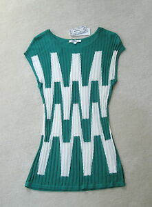 BNWT-knit-top-MISSONI-for-Target-size-XS-8-12-S-10-14