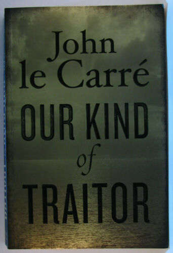 1 of 1 - #^W10, John Le Carré OUR KIND OF TRAITOR, SC GC