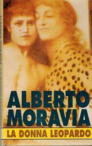 LA DONNA LEOPARDO - ALBNERTO MORAVIA