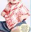 Patrón de ganchillo-Baby /'s perfectamente Poncho 6-24 meses 0598