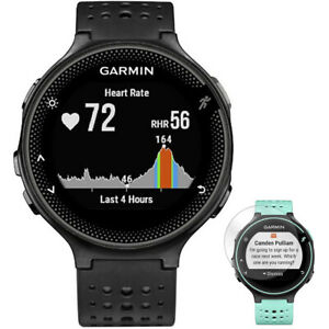 Garmin-Forerunner-235-GPS-Watch-with-Heart-Rate-Monitor-Black-Screen-Protector