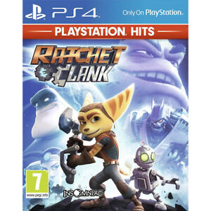 Ratchet and Clank PLAYSTATION 4 PS4 New and Sealed