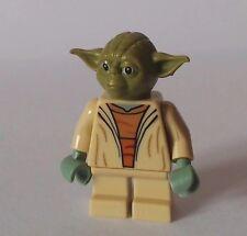 LEGO Star Wars Mini Figure RARE Olive Green YODA Minifigure