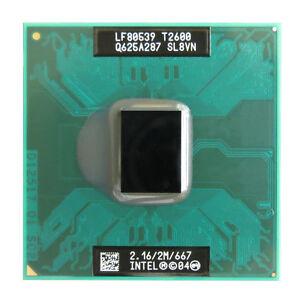 Intel-Core-Duo-T2600-2-16-GHz-2-Mo-Processeur-667-MHz-SL8VN-SL9JN-portable-mobile-CPU