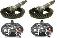 Wagoneer Scout- Dana 44- 5.38 Thick - Ring And Pinion - Install - Elite Gear Pkg