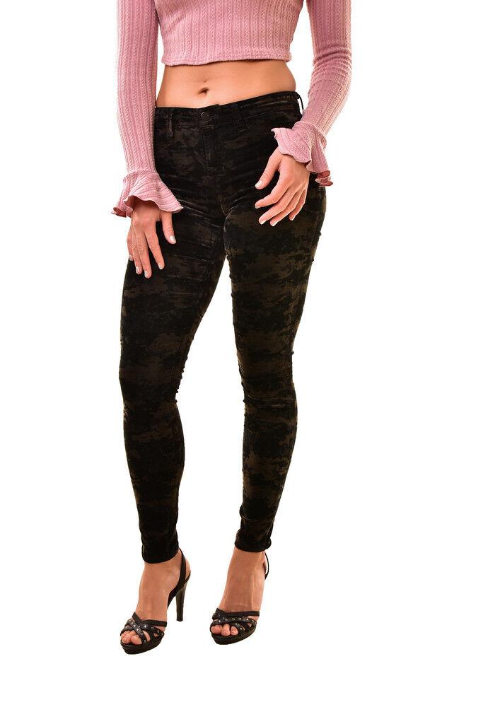 J BRAND Damen 815T635 Super Hauteng Jeans Oliv Oliv Oliv Camo Größe 30   278 BCF810 f3694e