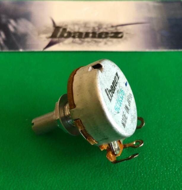 Ibanez Genuine Japan 500k Volume Pot Steve Vai Jem 7v S RG 550 Premium on
