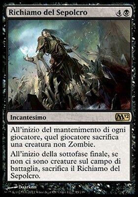 RICHIAMO DEL SEPOLCRO CALL TO THE GRAVE Magic SCG Mint