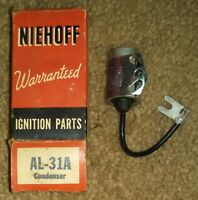 Niehoff Ignition Part Al-6-24hv Point Set (new)