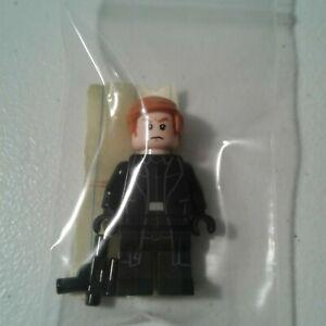 Lego Mini Figure Star Wars General Hux from Set 75177