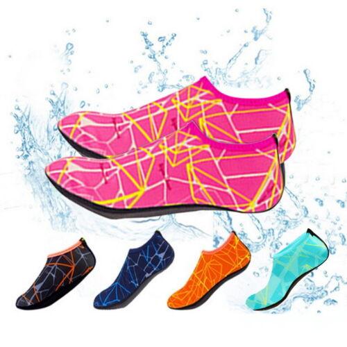 New Unisex Water Skin Shoes Aqua Socks Diving Non-slip Swimming Beach On Surf US