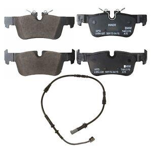 Disc Brake Pad Wear Sensor-xDrive28i Rear Hella-PAGID fits 13-14 BMW X1