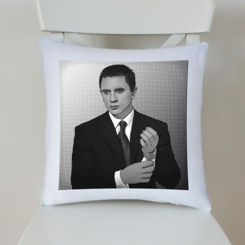 Daniel Craig Coussin Taie cas-Poster Tasse T shirt cadeau