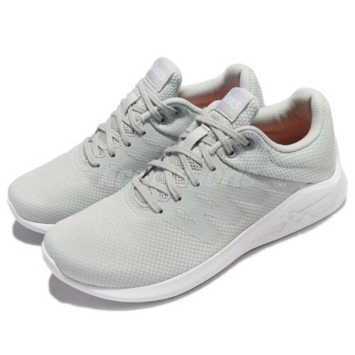 Asics Comutora Glacier Grey White Women Running Shoes Sneakers T881N-9696