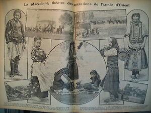 WW1-N-2138-DEBARQUEMENT-TIRAILLEURS-SENEGALAIS-MACEDOINE-JOURNAL-EXCELSIOR-1916
