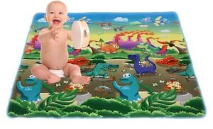Baby Foam Floor Play Mat Child Activity Soft Kid Eductaional Toy Gym Crawl Hot